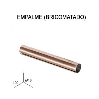 EMPALME (Bicromatado) FORJA Ø20MM
