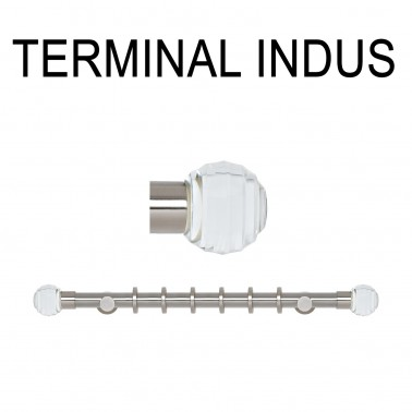 TERMINAL INDUS Ø19MM