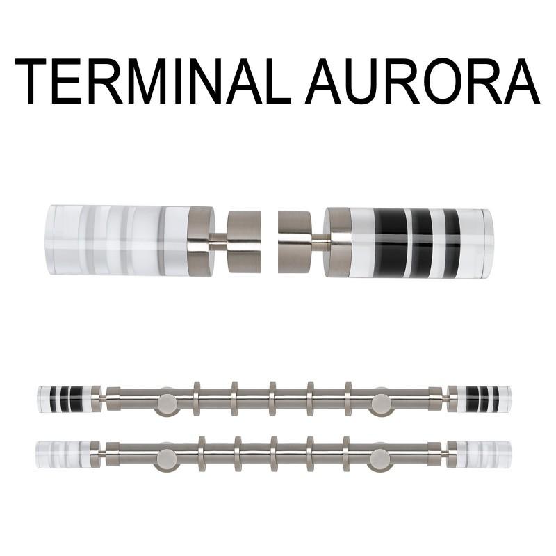 TERMINAL AURORA Ø30MM