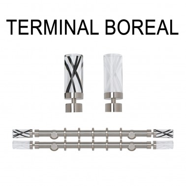 TERMINAL BOREAL Ø30MM