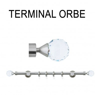 TERMINAL ORBE Ø19MM