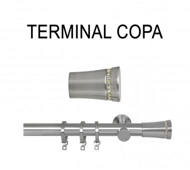 TERMINAL COPA Ø30MM