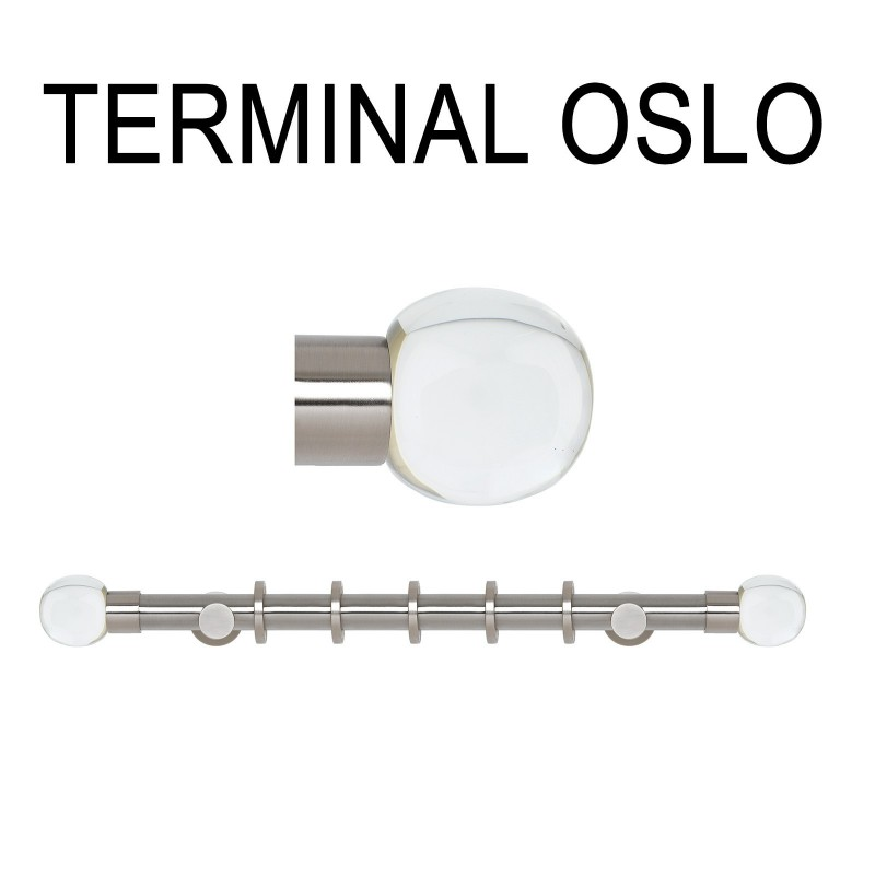 TERMINAL OSLO Ø30MM