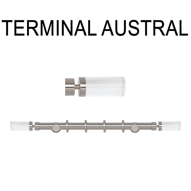 TERMINAL AUSTRAL Ø30MM