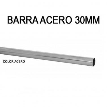 TUBO BARRA ACERO Ø30MM